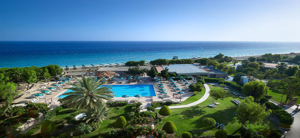Rhodes 4-Star All Inclusive