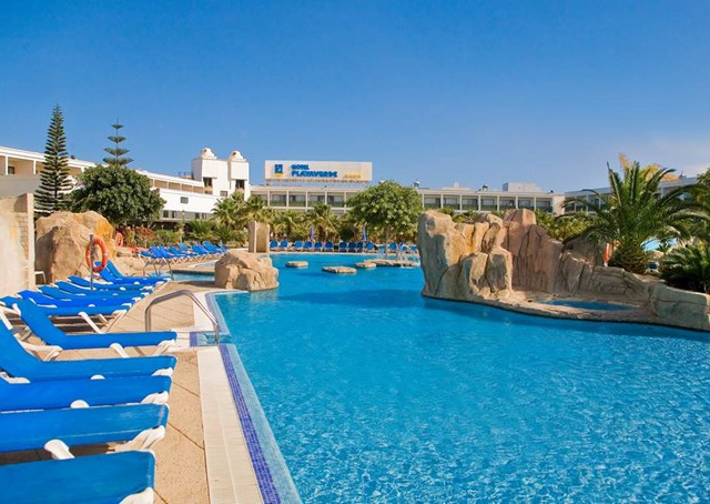 Lanzarote All Inclusive 4-Star Escape
