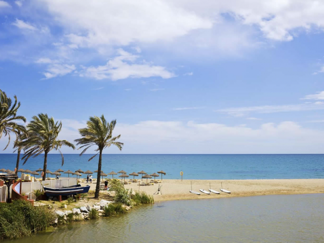 4* Costa del Sol All Inclusive - Beachfront Hotel