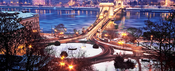 Budapest 4-Star Christmas Market Break