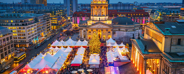 Berlin  4-Star Christmas Market Break