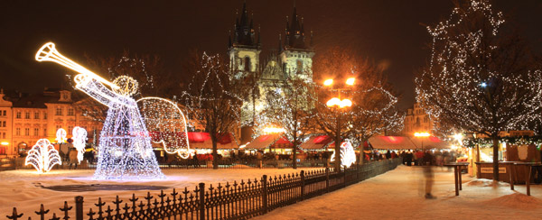 Prague 4-Star Christmas Market Break