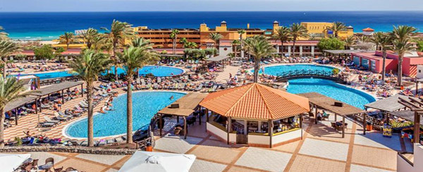 4* Fuerteventura All Inclusive w/ Spa & Splash Park
