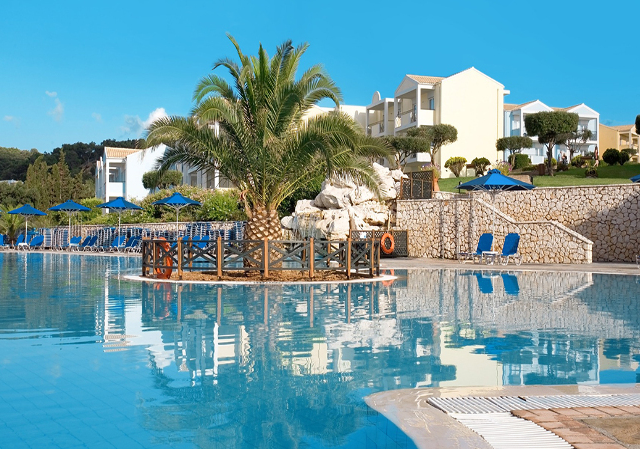 Corfu: 4 Star All Inclusive w/ Kids Stay FREE