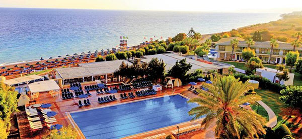 Rhodes Deluxe 4-Star All Inclusive