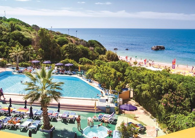 Great Value 3* Algarve Beachfront All Inclusive Break