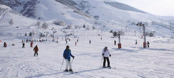 Les Deux Alpes 3-Star Half Board
