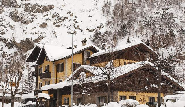 Courmayeur 3-Star Half Board