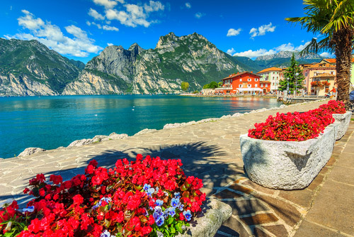 £949 Lake Garda Stay & Greek Isles Cruise