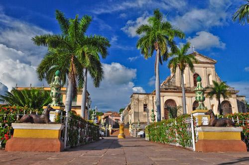 £999 The Caribbean from Cuba