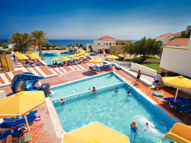 Rhodes 5-Star All Inclusive - Kids Stay Free