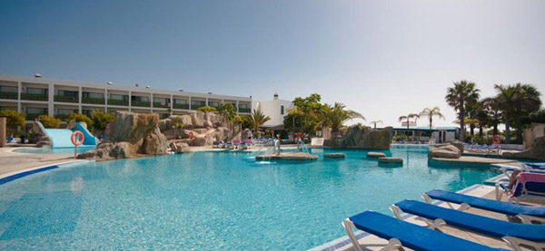 Lanzarote: 4 Star All Inclusive w/ 1st Child Stays FREE