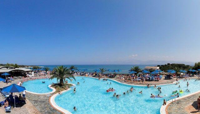 4* Corfu All Inclusive Beach Escape w/ Great Facilities