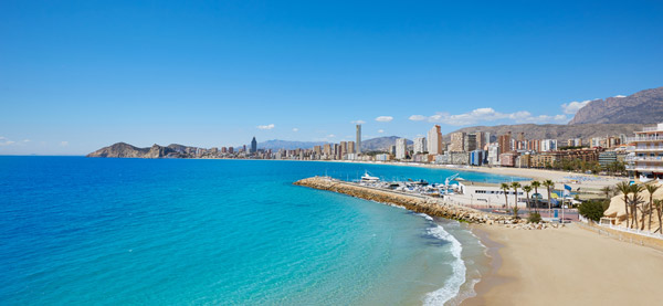 4* Benidorm All Inclusive Beach Break w/ Kids Stay FREE