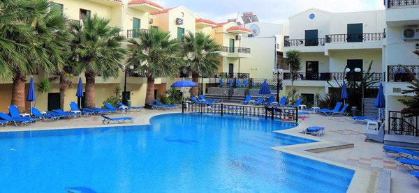 4* Beachfront All Inclusive Family Holiday to Crete