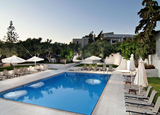 Crete 4-Star Self Catering - Recently Refurbished