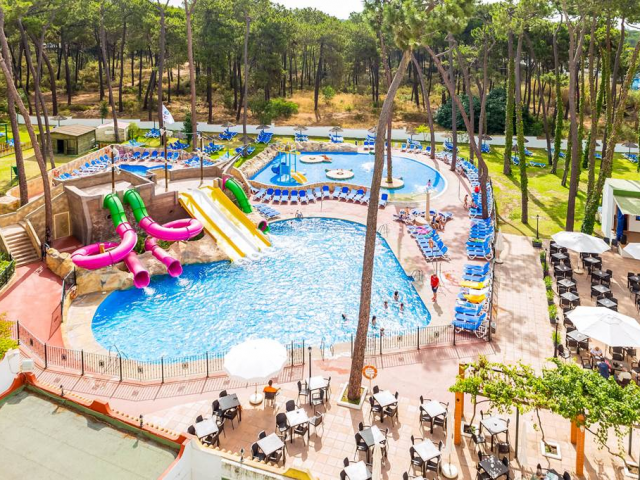 Costa del Sol 3-Star All Inclusive - Pool with Slides