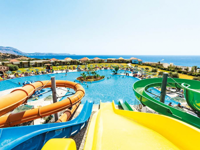 Rhodes: 4 Star Half Board Beach Week w/ Water Park