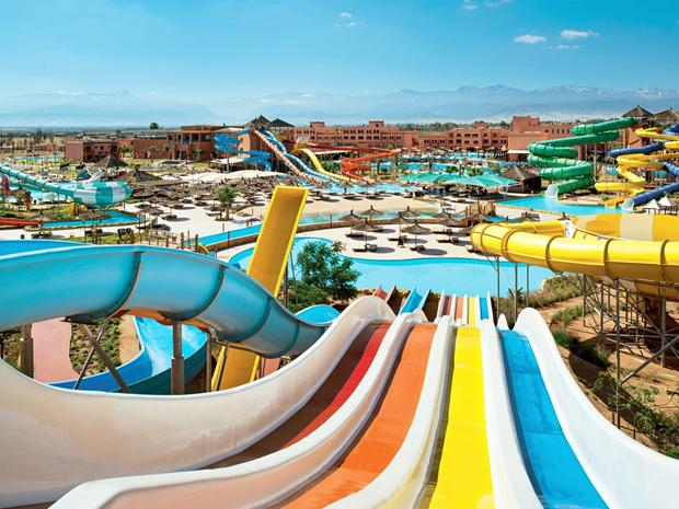 4* Marrakech All Inclusive Family Break w/ Waterpark