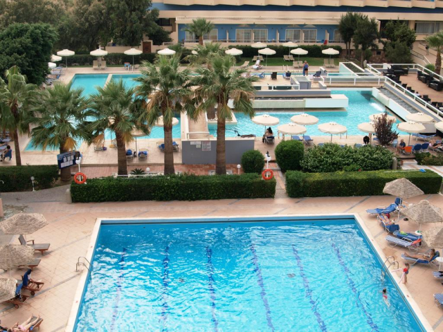 4* Rhodes All Inclusive Beach Week w/ Kids Stay FREE