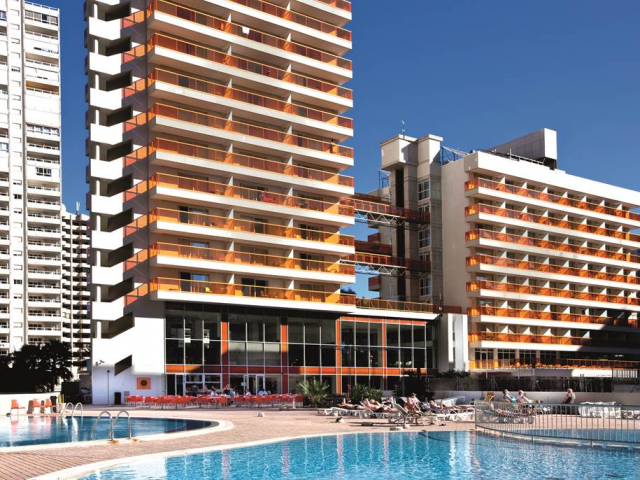 4* Benidorm All Inclusive w/ Spa & Choice of Pools