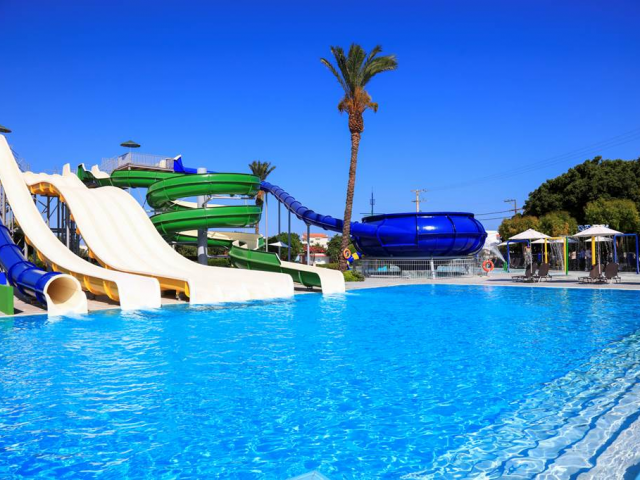 Rhodes 4* All Inclusive Retreat with Beachfront Location