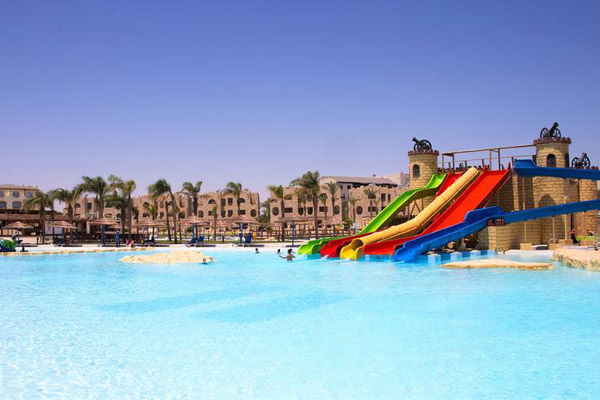 5* Hurghada All Inclusive Beach Week with Great Facilities