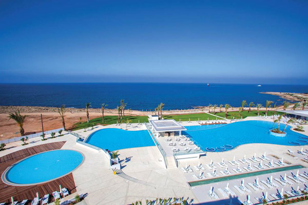 Luxurious 5* All Inclusive Week to Cyprus with FREE Upgrade