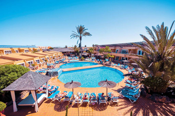 3* Fuerteventura All Inclusive with Great Facilities