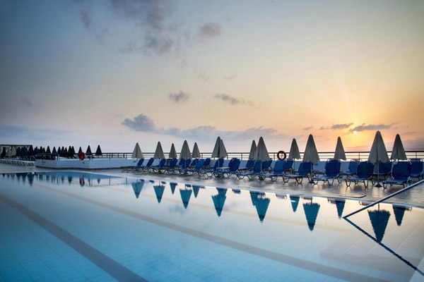 3* Beachfront All Inclusive Week to Crete