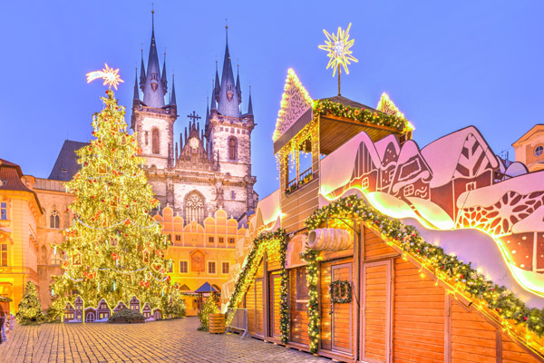 Great Value 4* Prague Break inc City Cruises