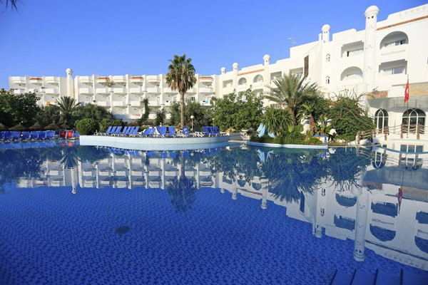 4* Tunisia Week Long All Inclusive Family Holiday