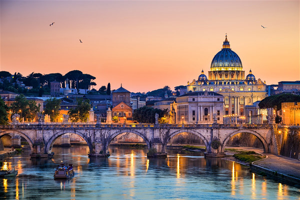 Great Value 3* Rome Break inc FREE Cruise
