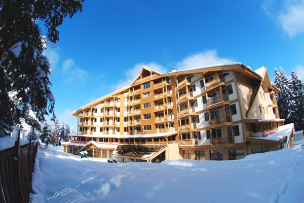 Deluxe 4* Early Bird Ski Holiday to Bulgaria