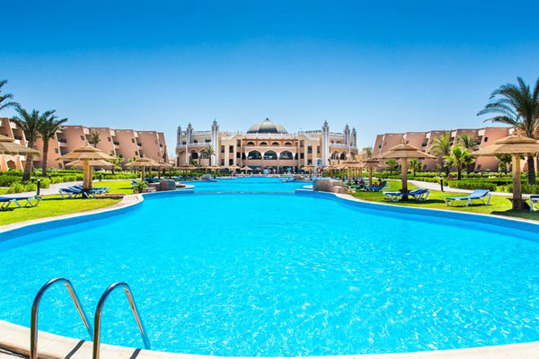 5* Hurghada All Inclusive Beach Holiday w/ Airport Transfers Included