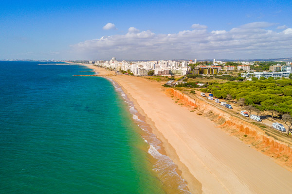 3* Beachfront Algarve Holiday with 2 Kids Stay FREE