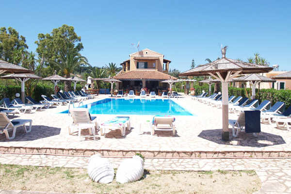 3* Corfu Beach Holiday with 2 Kids Stay FREE