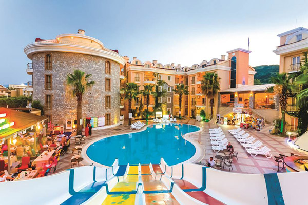 Popular 3* Turkey Holiday with Kids Stay FREE