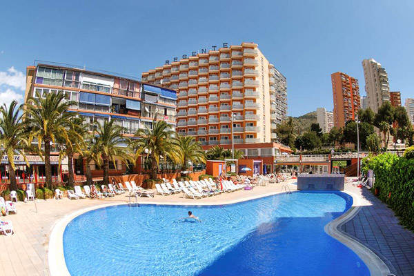Award Winning 3* All Inclusive Holiday to Benidorm