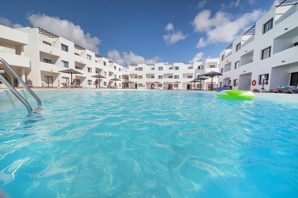 3* Lanzarote All Inclusive - Pool with Waterslides