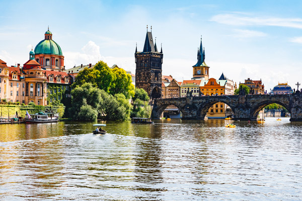 3* Great Value Break to Prague with FREE Kids Stay