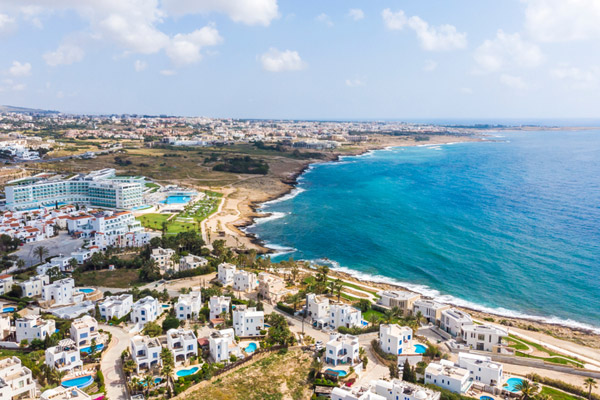 Charming 3* Cyprus Half Board with Superb Scenery