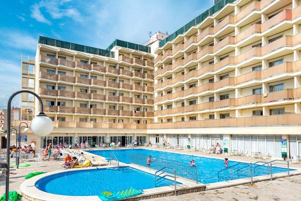 3* Popular Beachfront Costa Brava All Inclusive Retreat