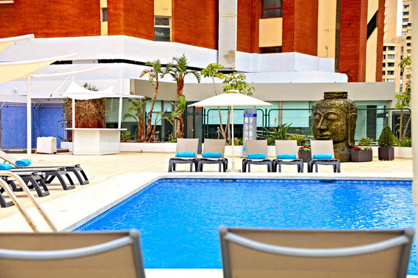 4* Benidorm Adults Only All Inclusive Week