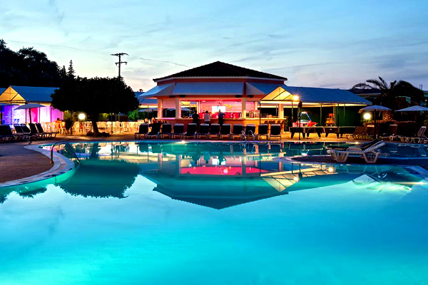 3* Corfu All Inclusive Week with FREE Kids Stay