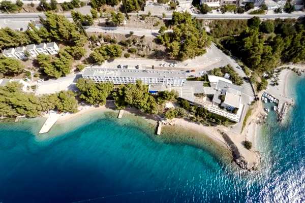 3* Croatia All Inclusive Beach Break with Room Upgrade