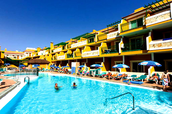 3* Fuerteventura All Inclusive - Relaxed Atmosphere