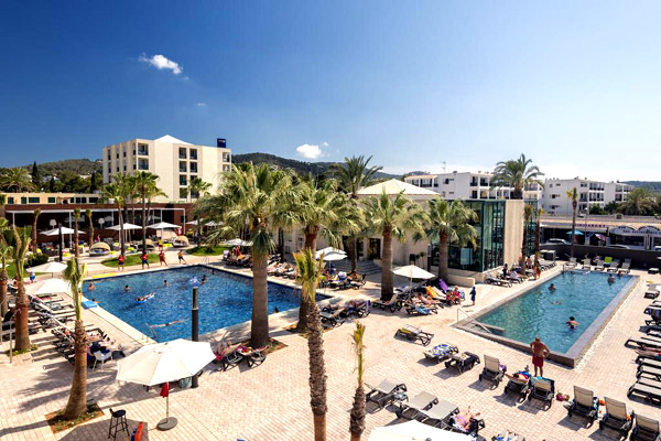 4* Ibiza All Inclusive Break with FREE Kids Stay
