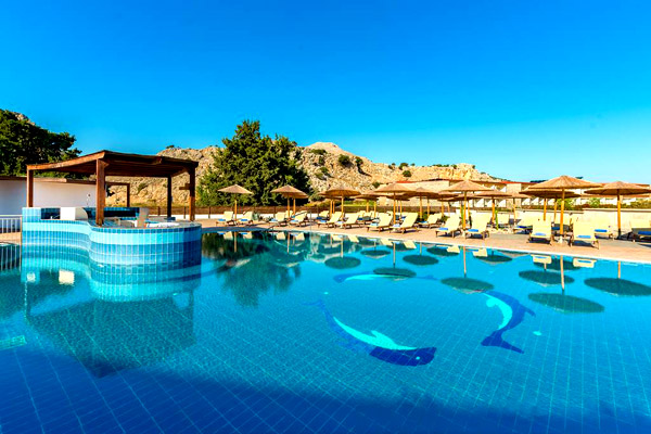 Week Long 3* Rhodes All Inclusive with Great Facilities