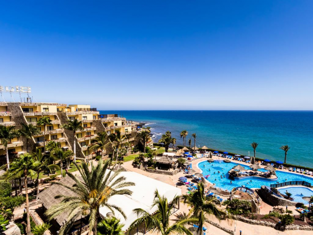 Deluxe 4* Half Board Beach Break to Gran Canaria